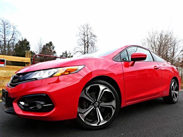 2015 Honda Civic Si Leesburg, Virginia 1