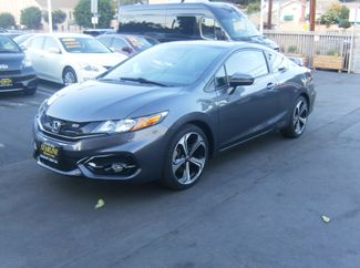 2015 Honda Civic Si Los Angeles, CA 0