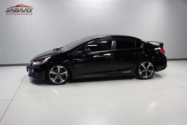 2015 Honda Civic Si Merrillville, Indiana 35
