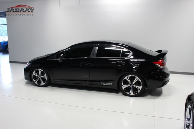 2015 Honda Civic Si Merrillville, Indiana 37