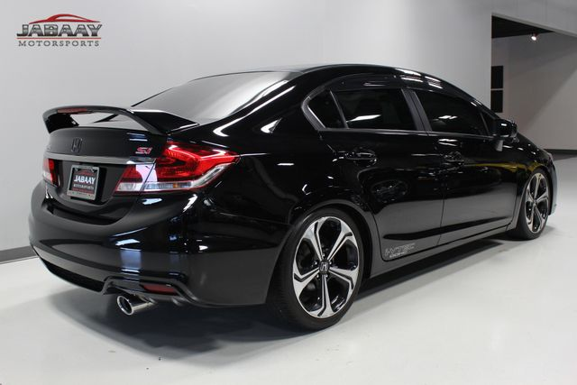 2015 Honda Civic Si Merrillville, Indiana 4
