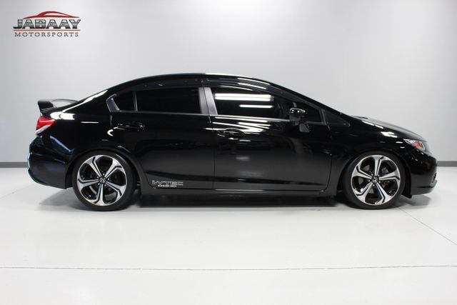 2015 Honda Civic Si Merrillville, Indiana 5