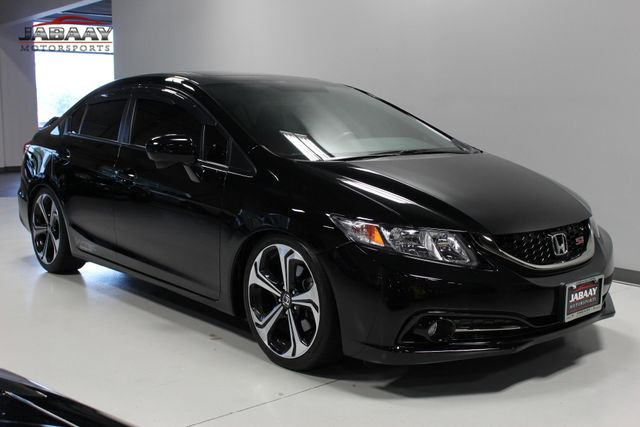 2015 Honda Civic Si Merrillville, Indiana 6