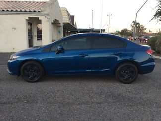 2015 Honda Civic LX Mesa, Arizona 1