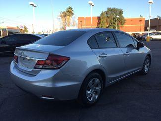 2015 Honda Civic LX 5 YEAR/60,000 MILE FACTORY POWERTRAIN WARRANTY Mesa, Arizona 4