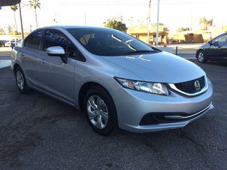 2015 Honda Civic LX 5 YEAR/60,000 MILE FACTORY POWERTRAIN WARRANTY Mesa, Arizona 6