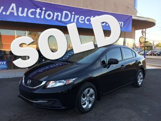 2015 Honda Civic LX FULL MANUFACTURER WARRANTY Mesa, Arizona