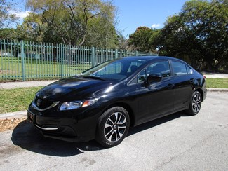 2015 Honda Civic EX Miami, Florida 0