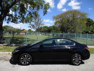 2015 Honda Civic EX Miami, Florida 1
