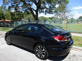 2015 Honda Civic EX Miami, Florida 2