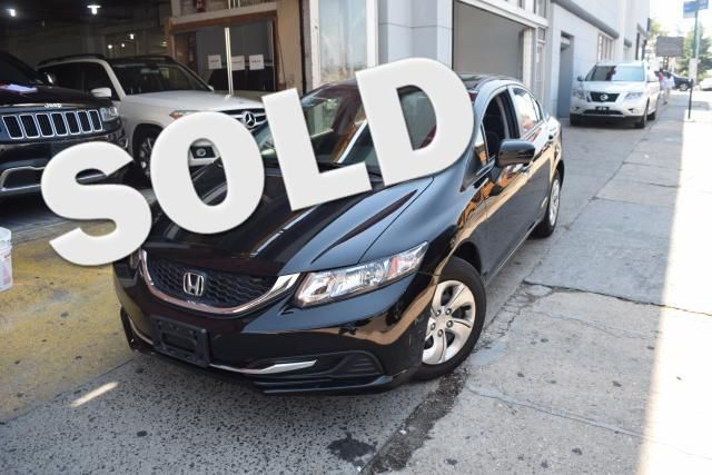 2015 Honda Civic LX Richmond Hill, New York 0