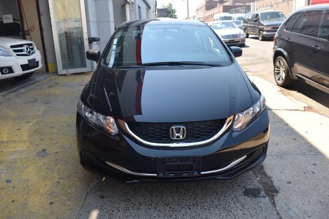 2015 Honda Civic LX Richmond Hill, New York 2
