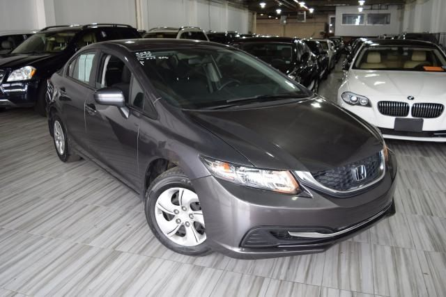 2015 Honda Civic LX Richmond Hill, New York 1