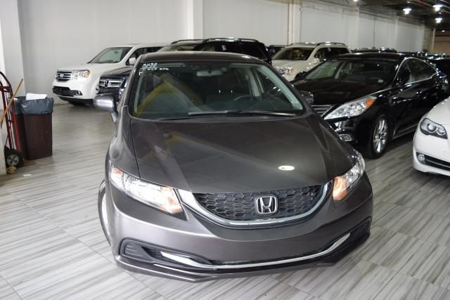 2015 Honda Civic LX Richmond Hill, New York 2