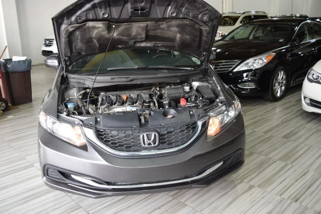 2015 Honda Civic LX Richmond Hill, New York 4