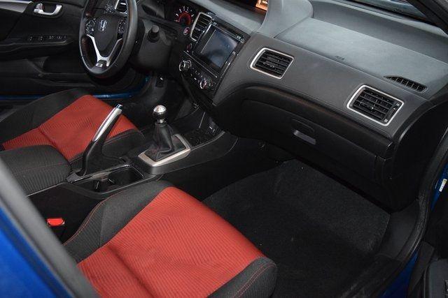 2015 Honda Civic Si Richmond Hill, New York 21