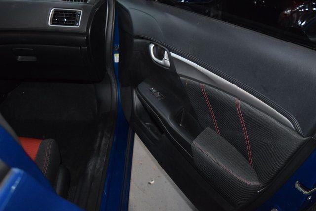 2015 Honda Civic Si Richmond Hill, New York 22