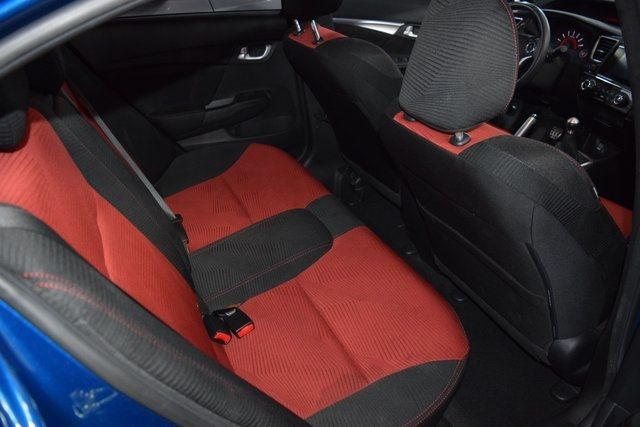 2015 Honda Civic Si Richmond Hill, New York 24