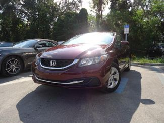 2015 Honda Civic LX SEFFNER, Florida 4
