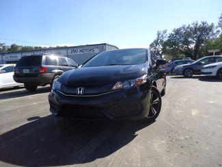 2015 Honda Civic EX SEFFNER, Florida