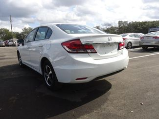 2015 Honda Civic SE SEFFNER, Florida 8