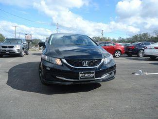 2015 Honda Civic EX SEFFNER, Florida 8