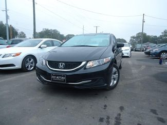 2015 Honda Civic LX SEFFNER, Florida
