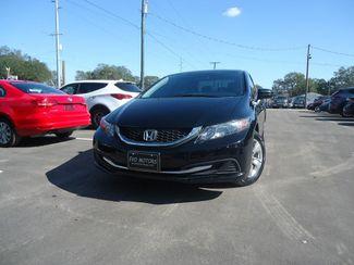 2015 Honda Civic LX SEFFNER, Florida 4