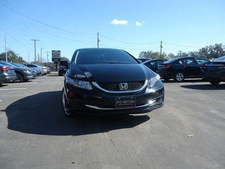 2015 Honda Civic LX SEFFNER, Florida 7