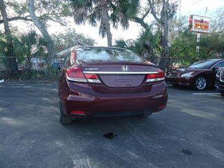 2015 Honda Civic LX SEFFNER, Florida 8