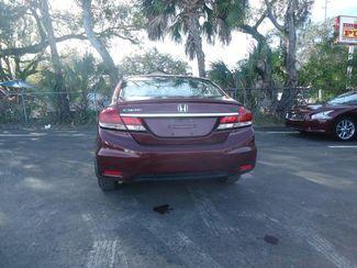 2015 Honda Civic LX SEFFNER, Florida 9