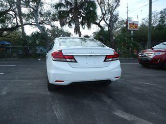 2015 Honda Civic EX SEFFNER, Florida 9