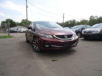 2015 Honda Civic EX-L SEFFNER, Florida 9