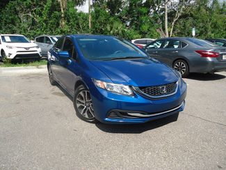 2015 Honda Civic EX SEFFNER, Florida 8