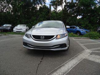 2015 Honda Civic LX SEFFNER, Florida 6