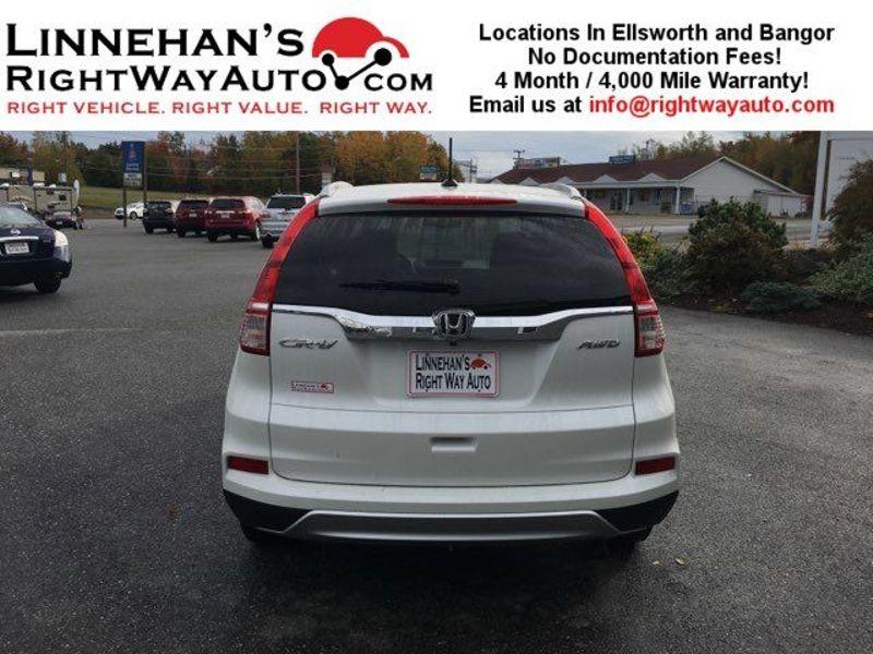 2015 Honda CR-V EX-L  in Bangor, ME