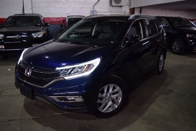 2015 Honda CR-V EX-L Richmond Hill, New York 1