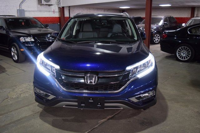 2015 Honda CR-V EX-L Richmond Hill, New York 2