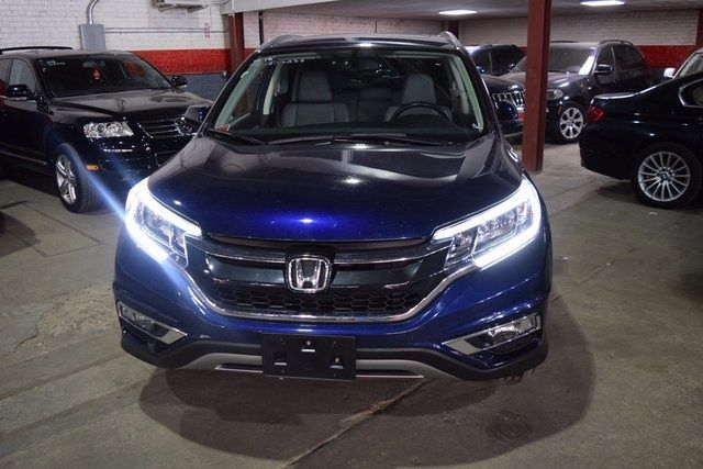 2015 Honda CR-V EX-L Richmond Hill, New York 3