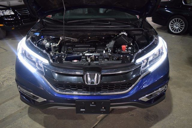 2015 Honda CR-V EX-L Richmond Hill, New York 4
