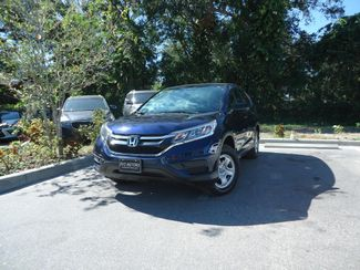 2015 Honda CR-V LX AWD SEFFNER, Florida