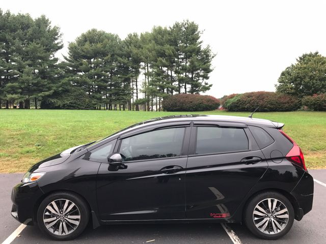 2015 Honda Fit EX Leesburg, Virginia 4