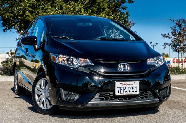 2015 Honda Fit LX Reseda, CA 3