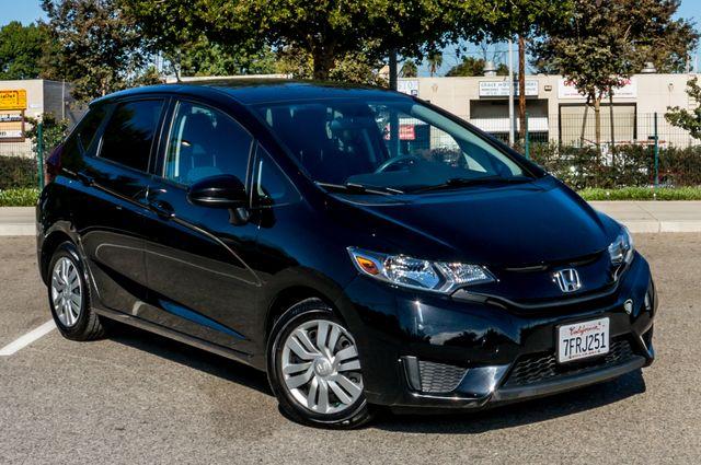 2015 Honda Fit LX Reseda, CA 43