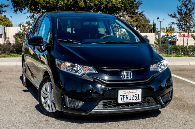 2015 Honda Fit LX Reseda, CA 40