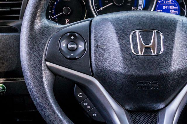2015 Honda Fit LX Reseda, CA 19