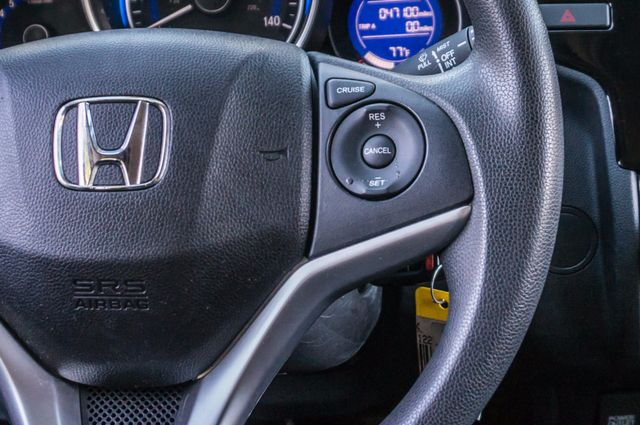 2015 Honda Fit LX Reseda, CA 20