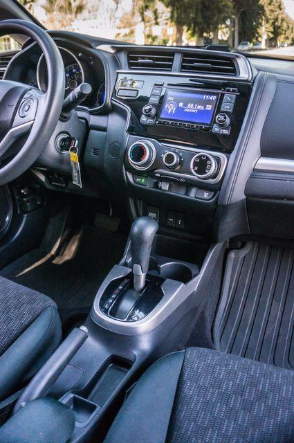 2015 Honda Fit LX Reseda, CA 21
