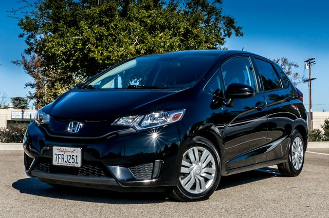 2015 Honda Fit LX Reseda, CA 1