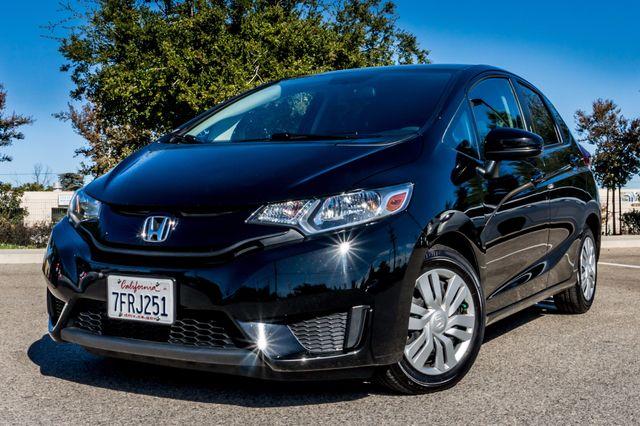 2015 Honda Fit LX Reseda, CA 38